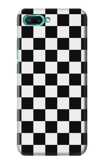 Printed Checkerboard Chess Board Huawei Honor 10 Case