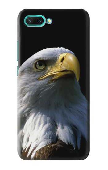 Printed Bald Eagle Huawei Honor 10 Case
