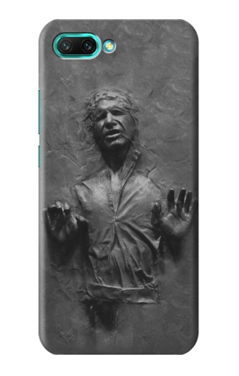 Printed Han Solo Frozen in Carbonite Huawei Honor 10 Case
