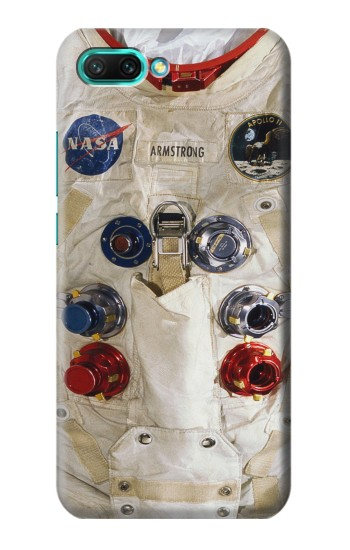 Printed Neil Armstrong White Astronaut Spacesuit Huawei Honor 10 Case