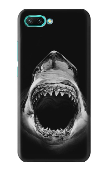 Printed Great White Shark Huawei Honor 10 Case