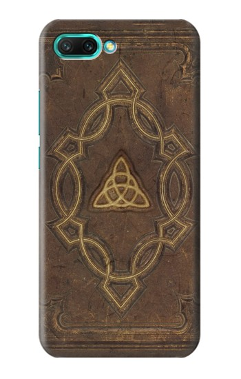 Printed Spell Book Cover Huawei Honor 10 Case