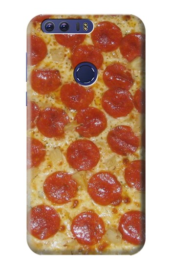 Printed Pizza Huawei Ascend G7 Case