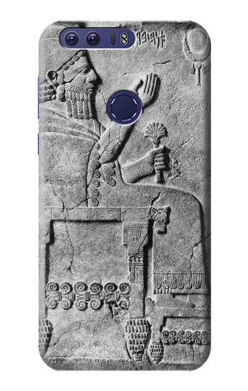 Printed Greek Art Huawei Ascend G7 Case