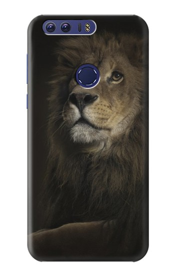 Printed Lion Huawei Ascend G7 Case