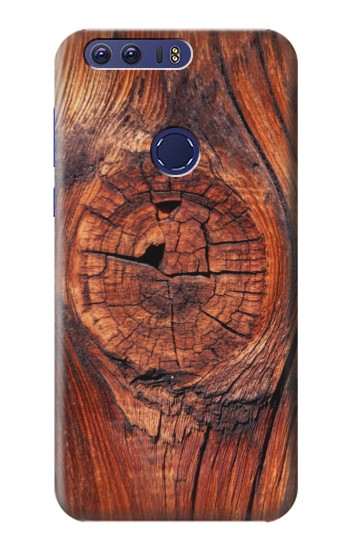 Printed Wood Huawei Ascend G7 Case