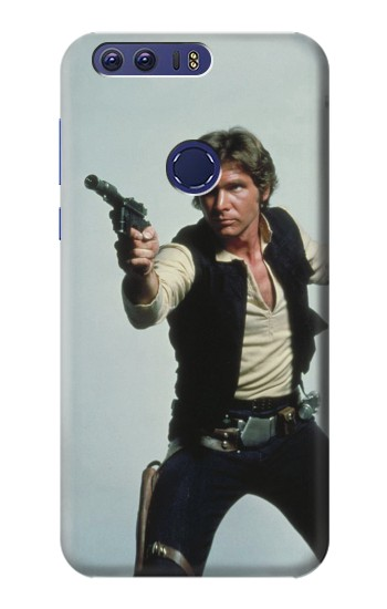 Printed Han Solo Huawei Ascend G7 Case