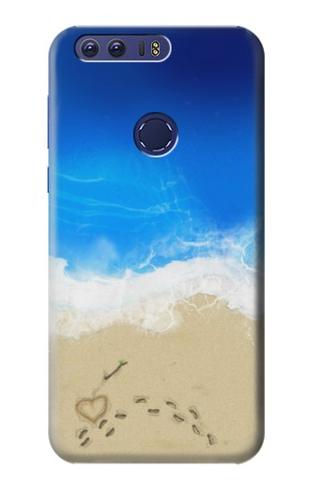 Printed Relax Beach Huawei Ascend G7 Case
