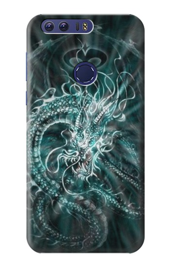 Printed Digital Chinese Dragon Huawei Ascend G7 Case