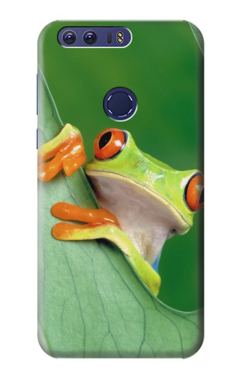 Printed Little Frog Huawei Ascend G7 Case