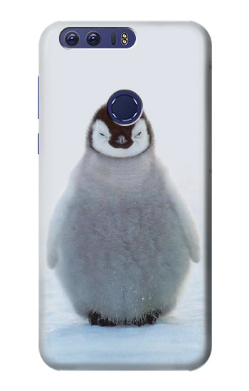 Printed Penguin Ice Huawei Ascend G7 Case