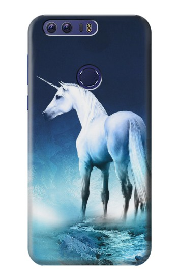 Printed Unicorn Horse Huawei Ascend G7 Case
