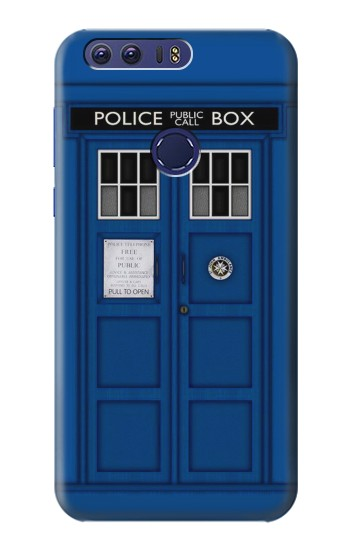 Printed Doctor Who Tardis Huawei Ascend G7 Case