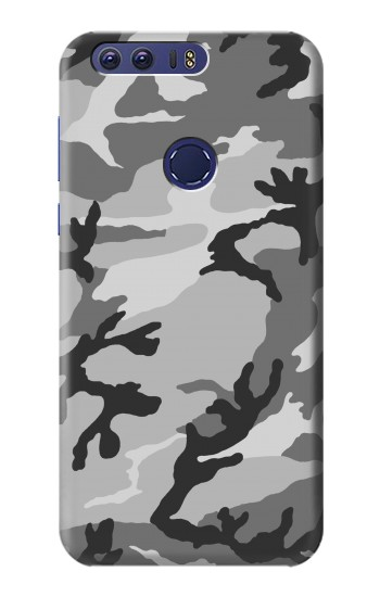 Printed Snow Camo Camouflage Graphic Printed Huawei Ascend G7 Case