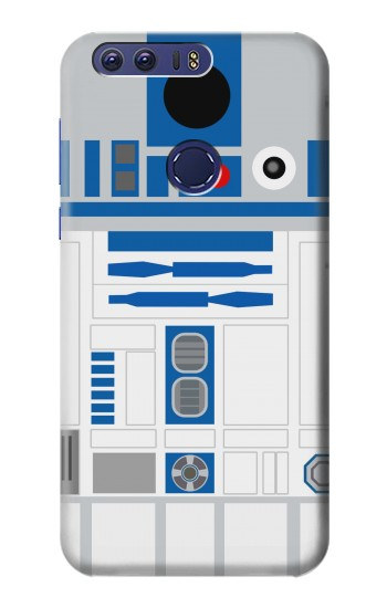 Printed R2D2 Minimalist Huawei Ascend G7 Case