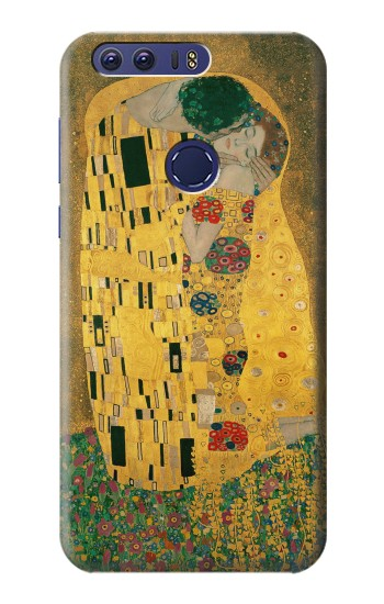 Printed Gustav Klimt The Kiss Huawei Ascend G7 Case