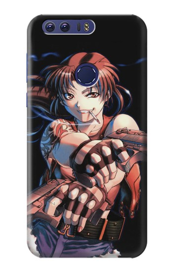 Printed Black Lagoon Revy Two Hands Huawei Ascend G7 Case