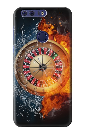 Printed Roulette Casino Gamble Huawei Ascend G7 Case