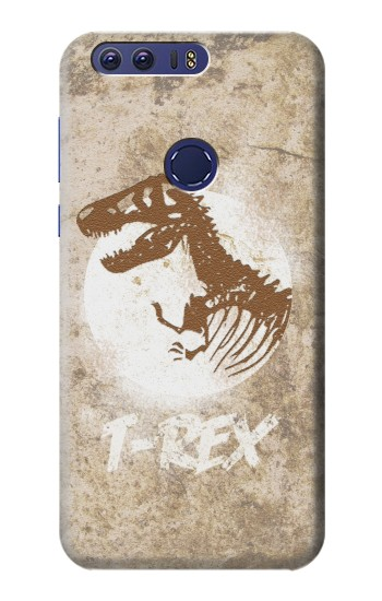Printed T-Rex Jurassic Fossil Huawei Ascend G7 Case