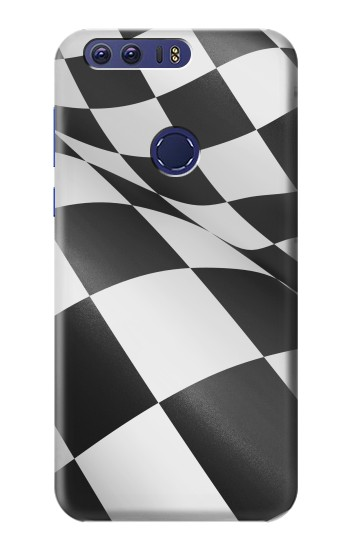 Printed Checkered Winner Flag Huawei Ascend G7 Case