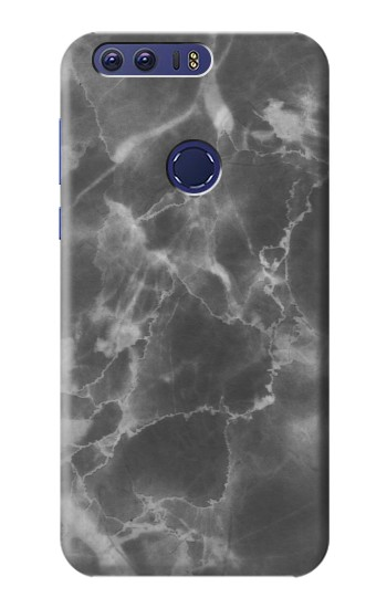 Printed Marble Black Huawei Ascend G7 Case