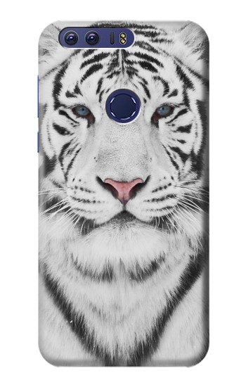 Printed White Tiger Huawei Ascend G7 Case