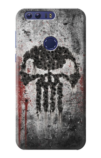 Printed Punisher Huawei Ascend G7 Case