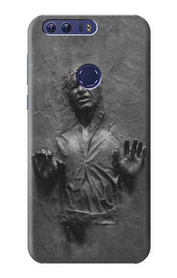 Printed Han Solo Frozen in Carbonite Huawei Ascend G7 Case