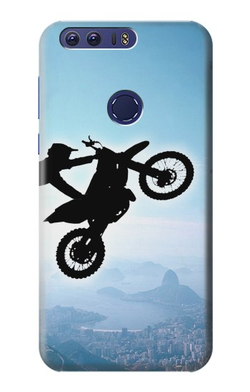 Printed Extreme Motocross Huawei Ascend G7 Case
