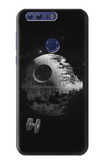 Printed Star Aircraft Planet Huawei Ascend G7 Case