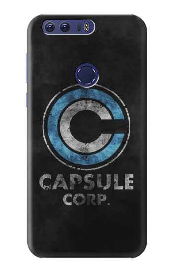 Printed Dragonball Capsule Corp Symbol Huawei Ascend G7 Case