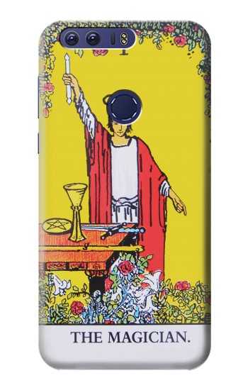 Printed Tarot Card The Magician Huawei Ascend G7 Case