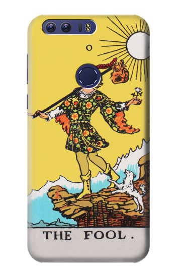 Printed Tarot Card The Fool Huawei Ascend G7 Case