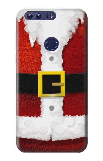 Printed Christmas Santa Red Suit Huawei Ascend G7 Case