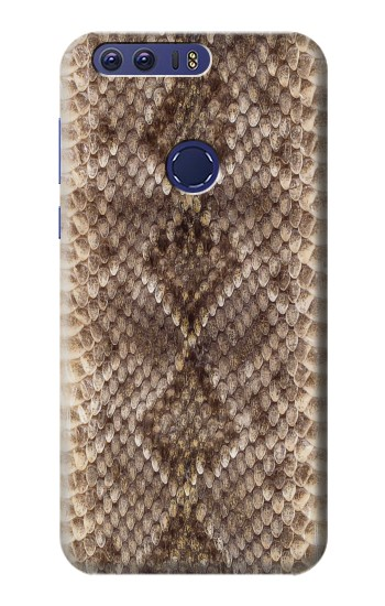 Printed Rattle Snake Skin Huawei Ascend G7 Case