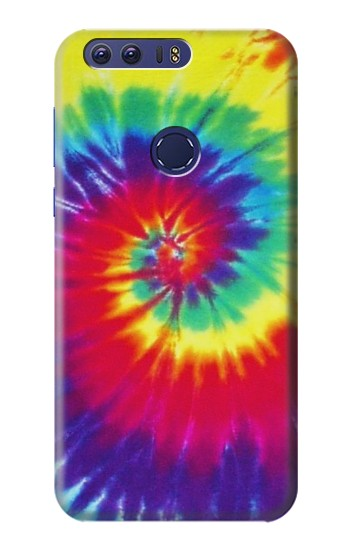 Printed Tie Dye Fabric Color Huawei Ascend G7 Case