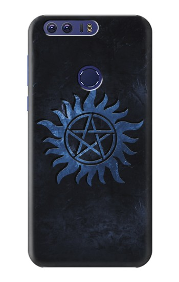Printed Supernatural Anti Possession Symbol Huawei Ascend G7 Case
