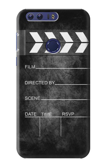 Printed Vintage Director Clapboard Huawei Ascend G7 Case