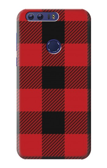 Printed Red Buffalo Check Pattern Huawei Ascend G7 Case