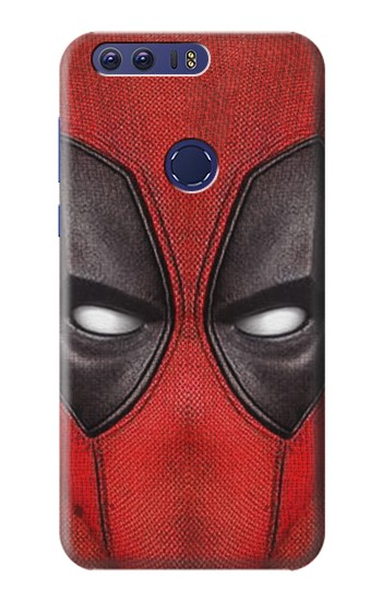 Printed Deadpool Mask Huawei Ascend G7 Case