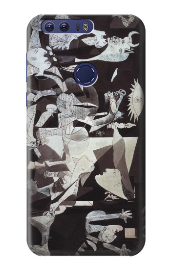 Printed Picasso Guernica Original Painting Huawei Ascend G7 Case