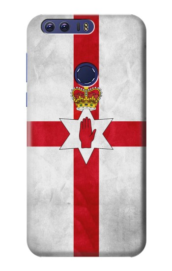 Printed Northern Ireland Flag Huawei Ascend G7 Case