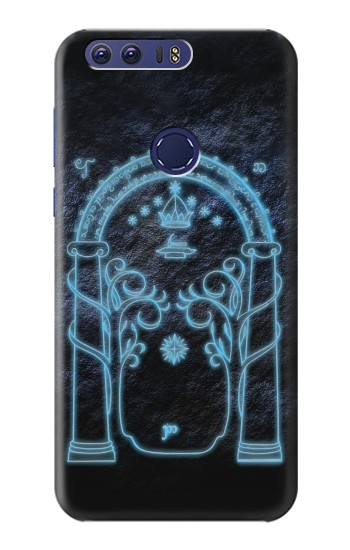 Printed Lord of The Rings Mines of Moria Gate Huawei Ascend G7 Case