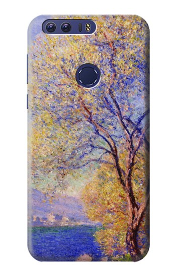 Printed Claude Monet Antibes Seen from the Salis Gardens Huawei Ascend G7 Case