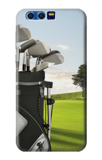 Printed Golf BlackBerry Leap Case