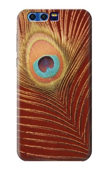 Printed Peacock BlackBerry Leap Case