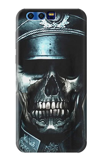 Printed Skull Soldier Zombie BlackBerry Leap Case