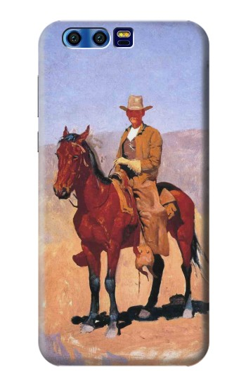 Printed Cowboy Western BlackBerry Leap Case