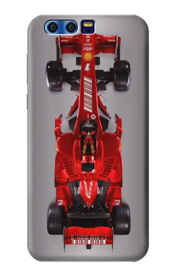 Printed Formula One Racing Car BlackBerry Leap Case