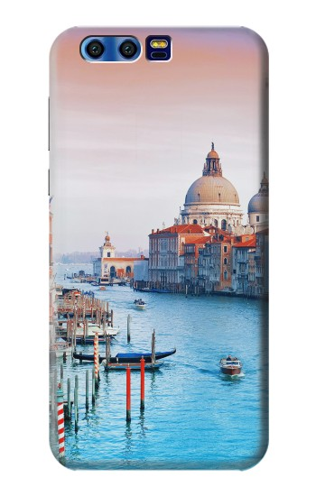 Printed Beauty of Venice Italy BlackBerry Leap Case